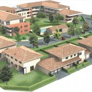 Toulouse : Les Jardins de l'Ovalie