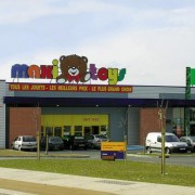 """Colomiers"""" bâtiments Casa et Maxi Toys"""