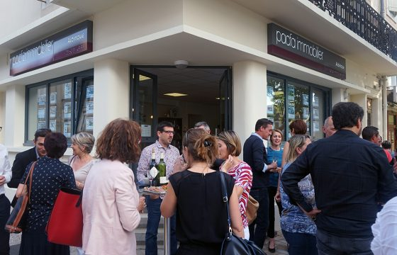 Inauguration de l'agence Pacfa Immobilier à Castres