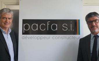 PACFA SI  : une nouvelle société de promotion immobilière